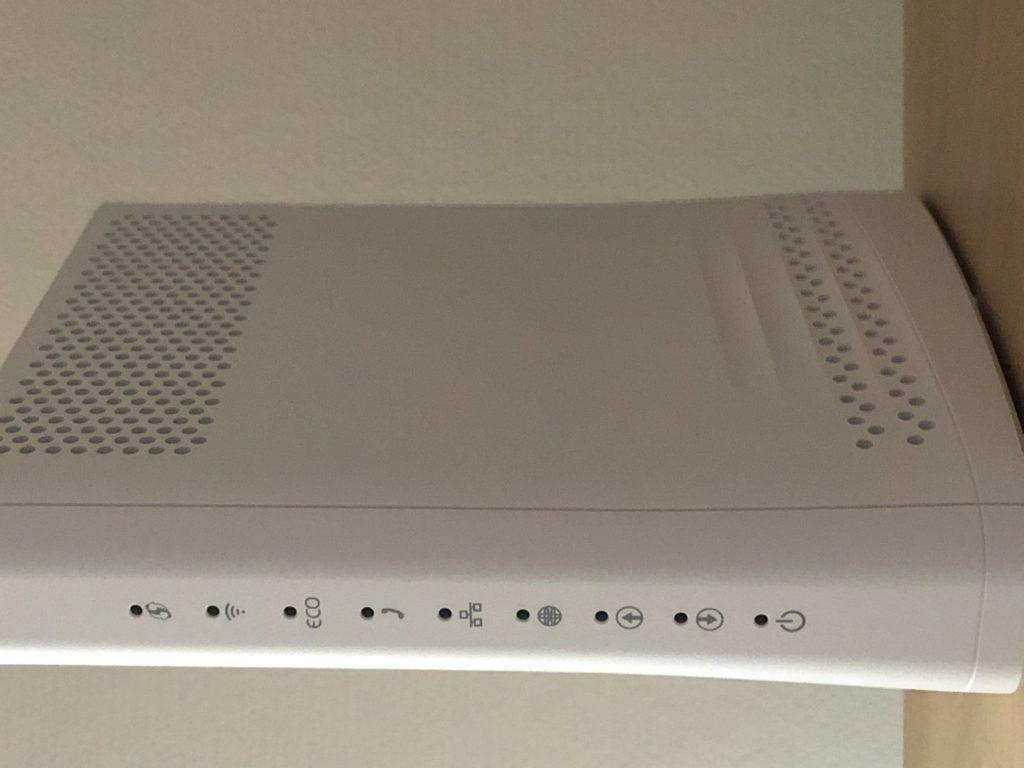 Kviknet router