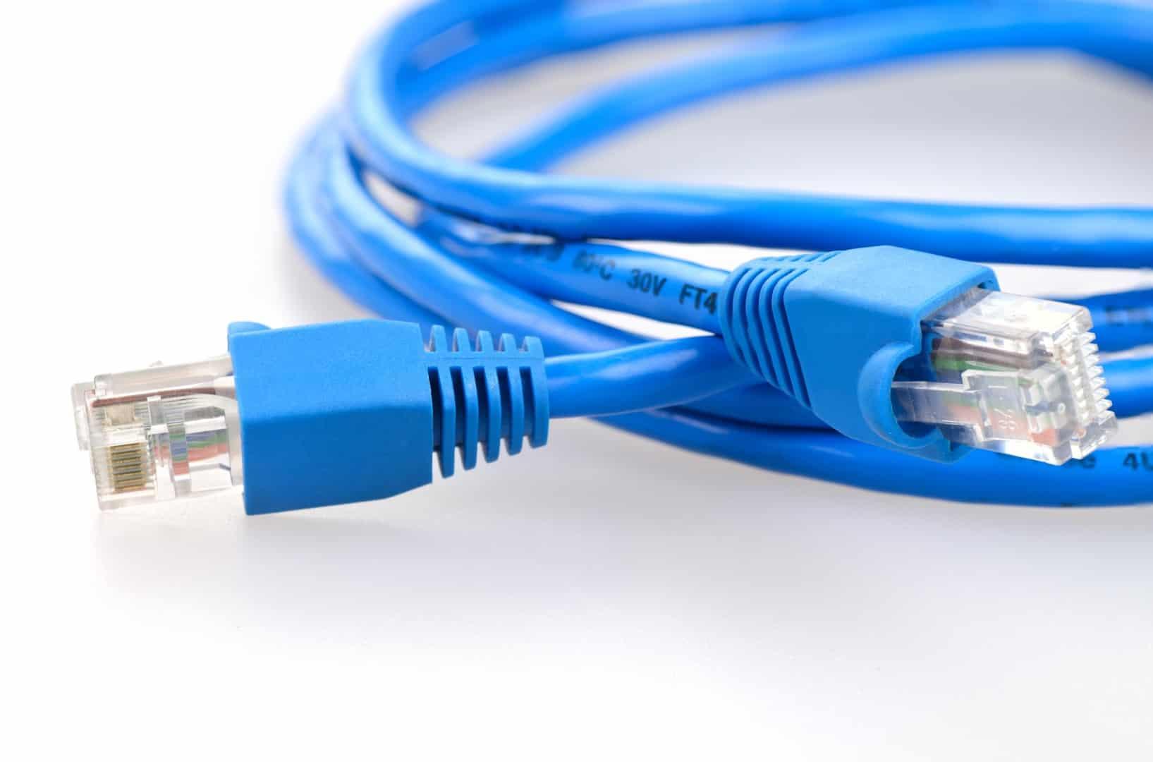 kabel til internet